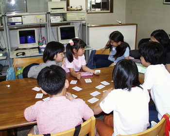 小学生英語の授業風景(5)