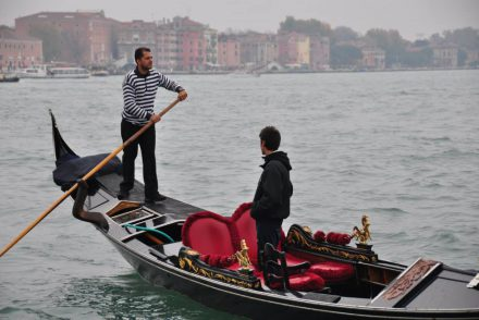 A Venetian Gondola in 2011