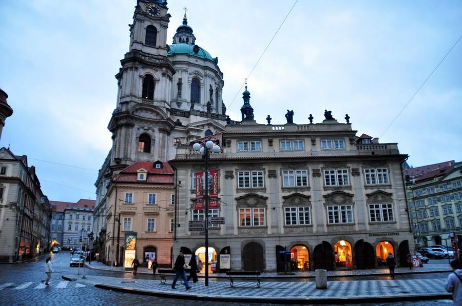 Prague in the Czech Republic, 2013